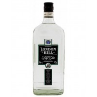 Джин London Hill Dry Gin (1,0 л)