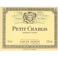 Вино Domaine Louis Jadot Petit Chablis (0,75 л)