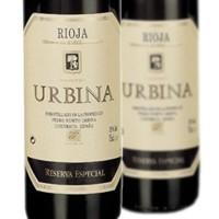 Вино Urbina Reserva Especial, 2005 (0,75 л)