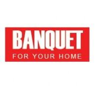 Кухонные ножницы Banquet Culinaria, красные