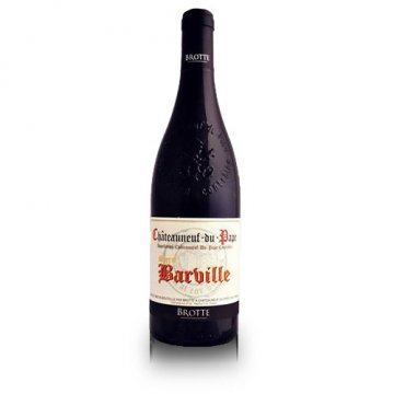 Вино Brotte Chateauneuf-du-Pape Secret Barville (0,75 л)