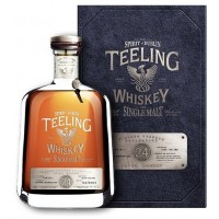 Виски Teeling Single Malt 24 Years Old (0,7 л)
