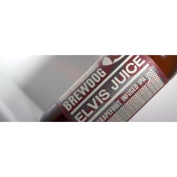 Пиво BrewDog Elvis Juice (0,33 л)