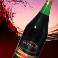 Игристое вино Donelli Lambrusco Dell'Emilia Amabile (1,5 л)
