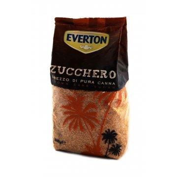 Сахар тростниковый Everton Zucchero (1 кг)