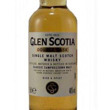 Виски Glen Scotia Double Cask (0,05 л)