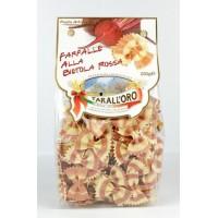 Макароны TarallOro Farfalle Alla Bietola Rossa, 250 г