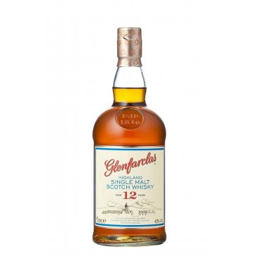 Виски Glenfarclas 12 Years Old (0,7 л)