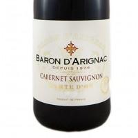 Вино Baron d'Arignac Cabernet Sauvignon (5,0 л)