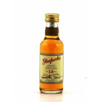 Виски Glenfarclas 12 Years Old (0,05 л)