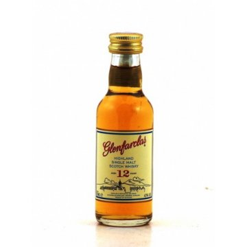 Виски Glenfarclas 12 Years Old (0,05 л)