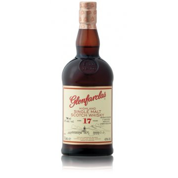 Виски Glenfarclas 17 Years Old (0,7 л) Tube