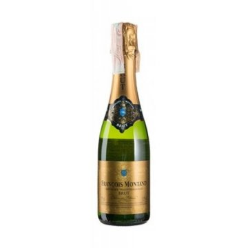 Игристое вино Francois Montand Brut Blanc de Blancs (0,375 л)