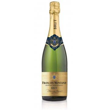 Игристое вино Francois Montand Brut Blanc de Blancs (0,75 л)