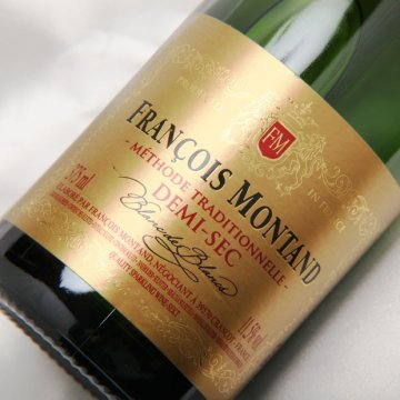 Игристое вино Francois Montand Demi-Sec (0,75 л)