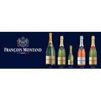 Игристое вино Francois Montand Brut Rose (0,75 л)