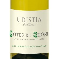 Вино Cristia Collection Cotes du Rhone Blanc (0,75 л)