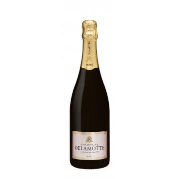 Шампанское Delamotte Brut Rose (0,75 л)