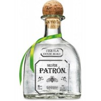 Текила Patron Silver, gift box (0,75 л)