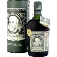 Ром Diplomatico Reserva Exclusiva, gift box (0,7 л)