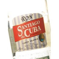 Ром Santiago De Cuba Carta Blanca (0,7 л)