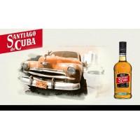 Ром Santiago De Cuba Anejo (0,7 л)