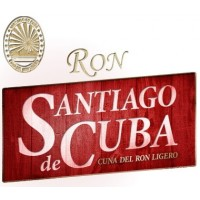 Ром Santiago De Cuba Anejo (1 л)