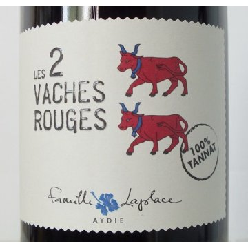 Вино Chateau d'Aydie Vaches Rouges (0,75 л)