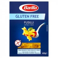 Макароны Barilla Senza Glutine Fusilli, 400 г