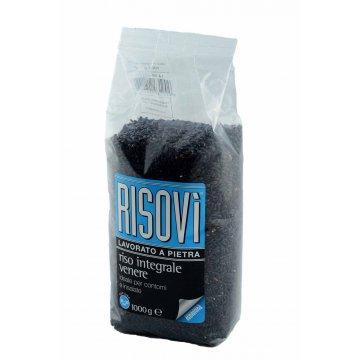 Рис Risovi Riso Integrale Venere (1 кг)