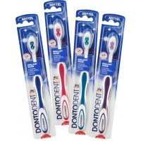 Зубная щетка Dontodent Brillant Weiss