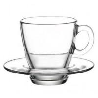 Чайный набор Pasabahce Aqua (215 мл, 6 шт.)