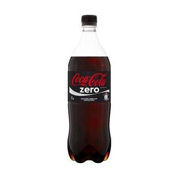 Кока-кола Зеро, 1 л