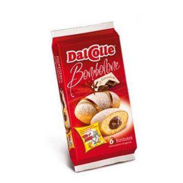 Dalcolle Bombolone Шоколадное, 6 шт