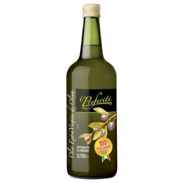 Оливковое масло iPreferiti Olio Extra Vergine (домашнее), 1 л