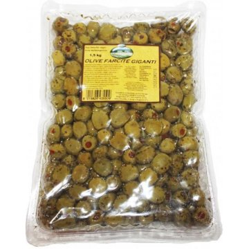 Olive Farcite Giganti, 1.5 кг