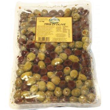 Olive Tris di olive, 1.5 кг