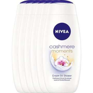 Гель для душу Nivea Cashmere Moments, 250 мл
