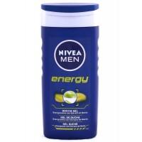 Гель для душа Nivea Men Energy, 250 мл