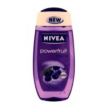 Гель для душа Nivea Powerfruit Relax, 250 мл