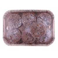 Домашнее итальянское печенье Двухцветное, 230 г