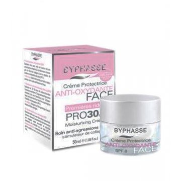 Защитный крем для лица Byphasse Pro 30, 50 мл