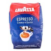 Кофе Lavazza CREMA e Gusto Espresso, в зернах (1 кг)