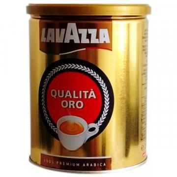 Кофе Lavazza Qualita Oro (банка), 250 гр