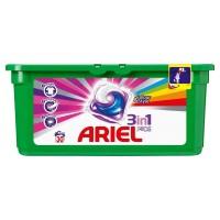 Капсулы для стирки Ariel Color&Style 3в1, 30 шт