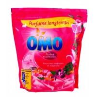 Капсулы для стирки Omo с ароматом тропических цветов и магнолии, 32 шт