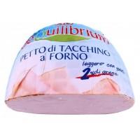 Колбаса Aequilibrium низкокалорийная из белого куриного мяса, 450 г