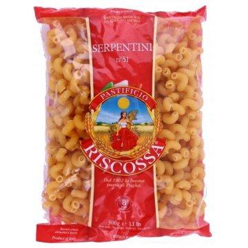 Макароны Riscossa Serpentini, 500 г
