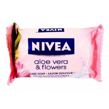 Мыло Nivea Aloe Vera&Flowers, 90 г