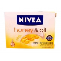 Мыло Nivea Honey&Oil, 100 г